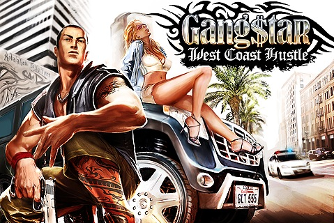 GTA POUR IPHONE ->Gangsta West Coast Hustle : Iphone / Ipod touch